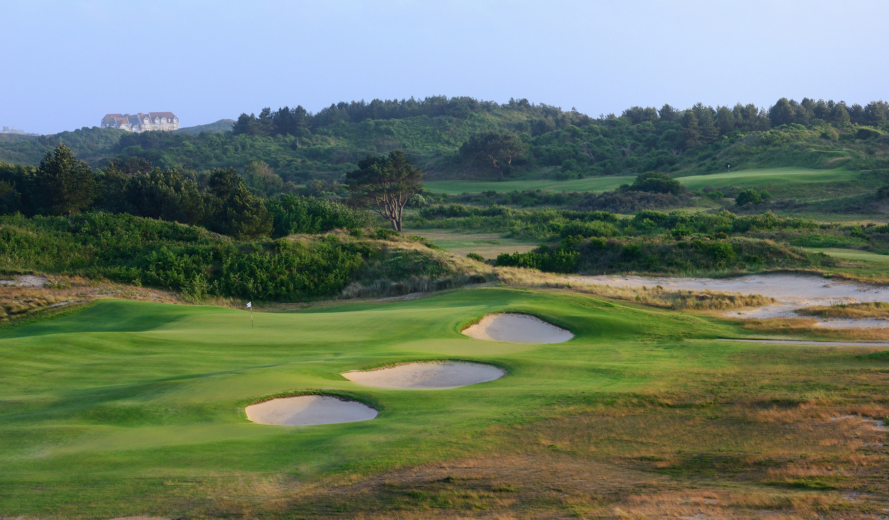 Two of Northern France's Most Famous Courses Soar in European Top 100 Ranking