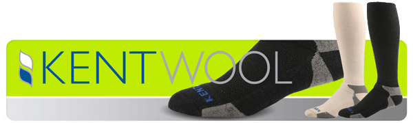 """KENTWOOL INTRODUCES """"SENSATIONWOOL"""" SOCK: THE FIRST AND ONLY SOCK WITH TREATED FIBER TO EASE FOOT PAIN"""