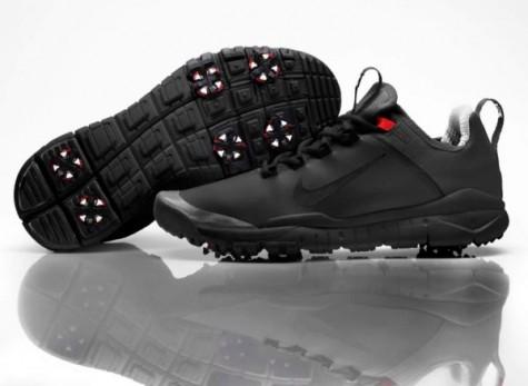 Tiger Woods Nike Prototype Free Shoe
