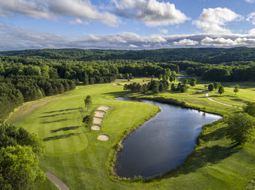 Boyne Resorts features a trio of resort destinations with 10 golf courses