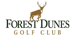 Golf Digest Ranks Forest Dunes Among America's 25 Greatest Public Golf Courses