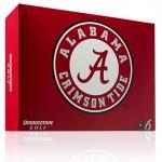 Alabama Crimson Tide Golf Balls
